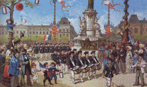 commémoration du 14 juillet 1870